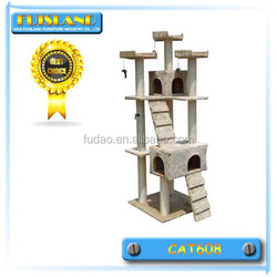 Wholesale commercial modern cat tree house/Scratcher Cat Toy in pet toys