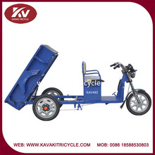 2015 Hot Sale Three Wheel Electric Tricycle /Commercial Tricycles For Cargo In Guangzhou Kavaki Factory