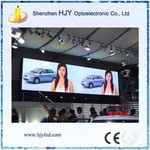 shenzhen led manufacturer p10 full color indoor advertising led display screen