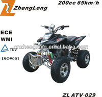250cc water cooled quad ATV