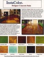 InstaColor Designer Concrete Stain