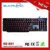 2015 Good quality backlit mechanical gaming keyboard slim gaming keyboard