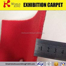 Modern branded velour car carpet