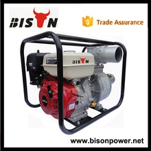 """BISON(CHINA) Easy Move 2Inch 2"""" Gasoline Water Pumps Portable"""