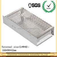 switching power supply enclosure/aluminum metal enclosure for LED power supply