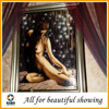 art nude women oil painting , modern oil painting model, polyester canvas oil painting