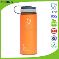Stainless Steel Vacuum Flask Insulated Tumbler Bottle 18 oz HD-A002