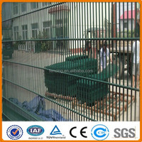 Anti cut Plastic coated 358 high security mesh fence