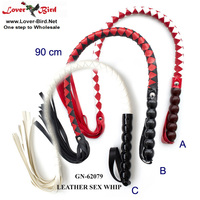 popular sexy bondage sex whip sex toy silicone Bondage Flirting Sex Horse Whip