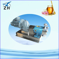 sanitary stainless 316 rotor pump ce approved jqt-1500-c aquarium air blower/rotary vane vacuum pump