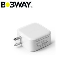 Wholesale 3.1A high speed dual usb compact wall charger with CE FCC
