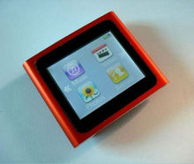 1.5 inch screen 8GB mp4 player With FM,TEXT reader,Audio recorder
