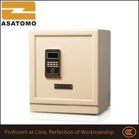 Modern low price give an alarm safes professional manufacturer digital metal portable gun safe case