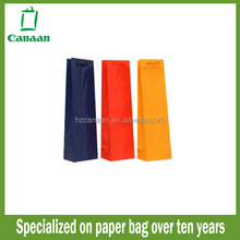 Updated branded fashion paper packing bag for gift