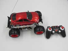 Perform 360 Spin Cool Toy RC Shooting Stunt Cars