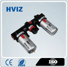 HVIZ the series air combination filter regulator lubricator/HAC/HBC SERIES THREE-POINT COMBINATION