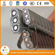 1.8/3kV 3x16mm2 submersible underwater flexible rubber sheath cable copper power cable