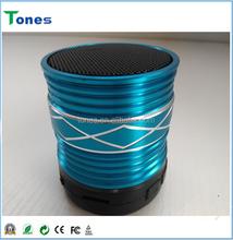 Tones super bass cheap mini bluetooth speaker support SD card electronics equipment