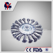 5 inch crimped wire wheel brush