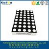 shenzhen factory p7.62 dot matrix led moving sign, dot matrix led moving sign