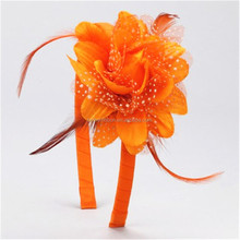 Factory Crazy Selling plaid bow headband