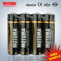 AA Alkaline Battery Super Long Life Dry Battery 1.5V