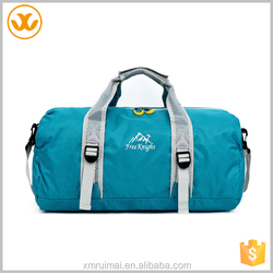 Wholesale new fashion sling bag waterproof polyester sport gym bags
