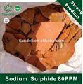 sulfuro de sodio precio para la industria del cuero