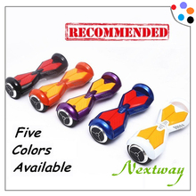 Bluetooth & remote control wings 2 Wheel Electric Standing Scooter Self Balancing LED light use Authentic Samsung LG battery