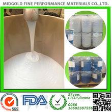 liquid silicon rubber to make mold