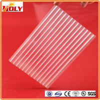 4/5/6/8/10/12mm Twin-wall Polycarbonate Sheet