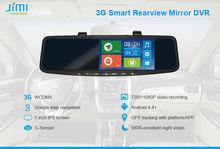 Jimi jc600 3g android specchi retrovisori per auto bluetooth auto