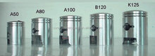 MOTORCYCLE ENGINE PISTON A80