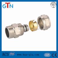 brass pocket hose with brass fittings