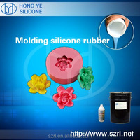Liquid silicone rubber for mold making hand made crafts