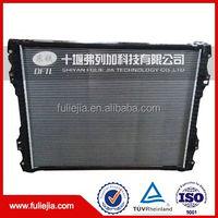 Auto cooling system 8MK376756-171 67259A auto truck radiator/heavy duty truck radiator