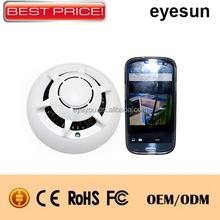 HD720P, Mobile APP remote control P2P WIFI baby monitor camera recorder
