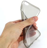 2015 New Product Ultra Thin TPU Mobile Phone Case for iPhone 6