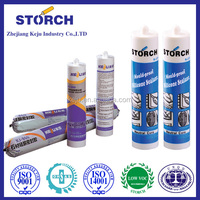 Acetic general purpose silicone sealant engineering adhesive