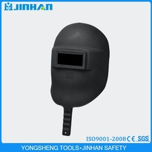 Jinhan Brand Black/Blue Economical PP Material Hand Welding Mask