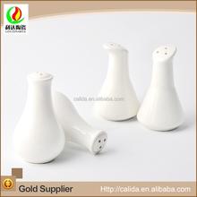 New design chinese cheap cute personalize white ceramic cruet