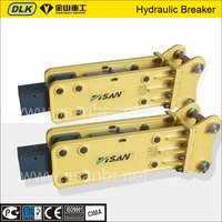 Hot Sale Powerful Hydraulic Concrete Breaker with 75mm chisel