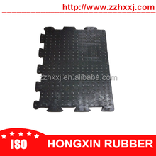 drilling platform rubber anti slip safety mat