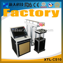 Advanced CO2 rf laser engraving machine for plastic seal