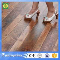 New arrival Easy clean lowes 12mm hdf laminate flooring sale