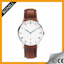 Most popular king quartz japan movement stainless steel watch for luxury watches