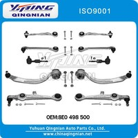 Suspension kit of Control arm for Germany car AUDI A4 OEM:8E0 498 500