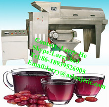 Uva esmagamento máquina / máquina / caule de parreira remoção máquina uva stemmer