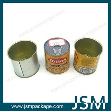 Metal Tin Can Packaging For Soft Drink