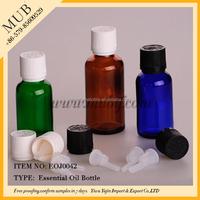 Wholesale 30ml OEM amber glass essential oil bottle, attar bottle EOJ0042